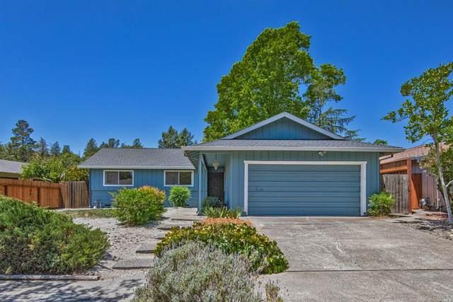 6233 Bridgewood Drive, Santa Rosa, CA 95409 (#321054606) :: RE/MAX GOLD