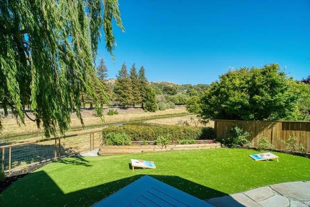 125 Meadowcreek Drive, Corte Madera, CA 94925 (#321054868) :: Intero Real Estate Services