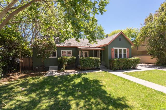 1132 Spencer Avenue, Santa Rosa, CA 95404 (#321053256) :: Hiraeth Homes