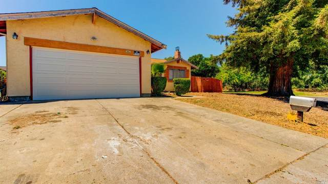 1968 Rosewood, Vacaville, CA 94587 (#321049839) :: Golden Gate Sotheby's International Realty