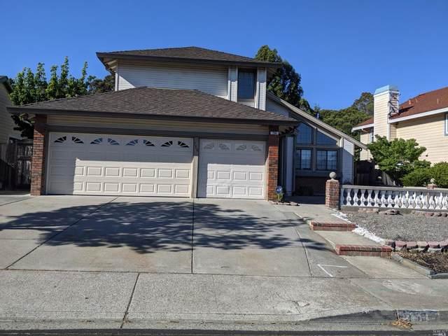 750 Wellfleet, Vallejo, CA 94591 (#321054922) :: Golden Gate Sotheby's International Realty
