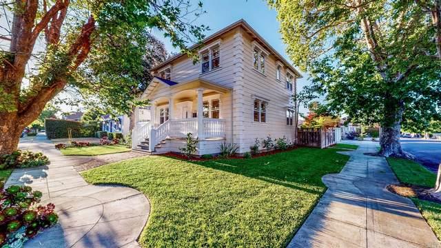 523 4th Street, Petaluma, CA 94952 (#321050244) :: RE/MAX Accord (DRE# 01491373)