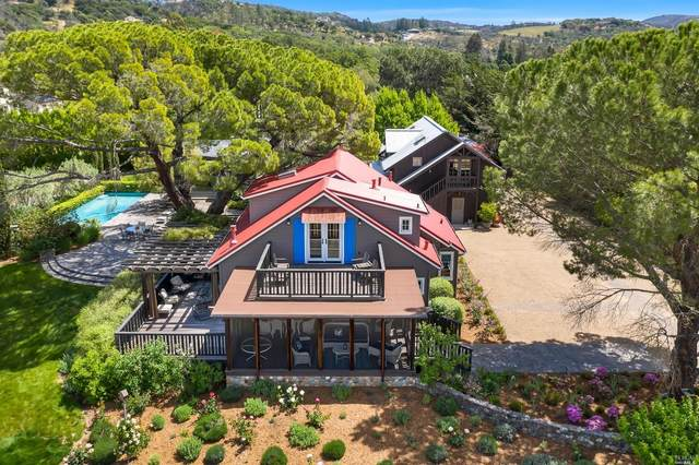 19080 Old Winery Road, Sonoma, CA 95476 (#321054845) :: Lisa Perotti | Corcoran Global Living