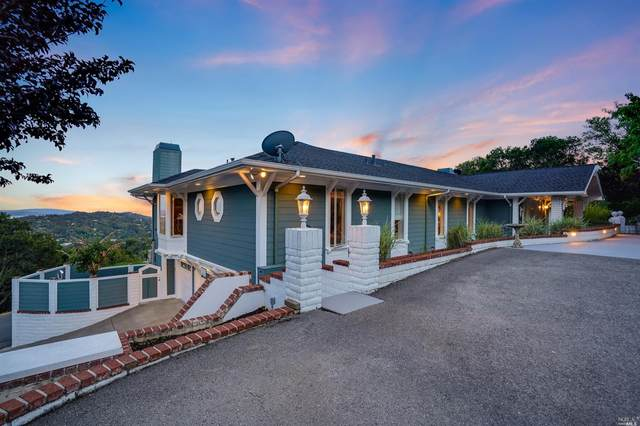 57 Summit Road, San Anselmo, CA 94960 (#321054917) :: Team O'Brien Real Estate