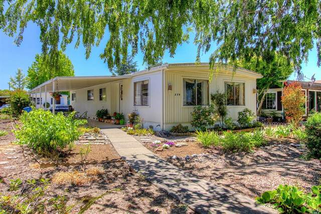 229 Regency Court, Santa Rosa, CA 95401 (#321043997) :: Lisa Perotti   Corcoran Global Living