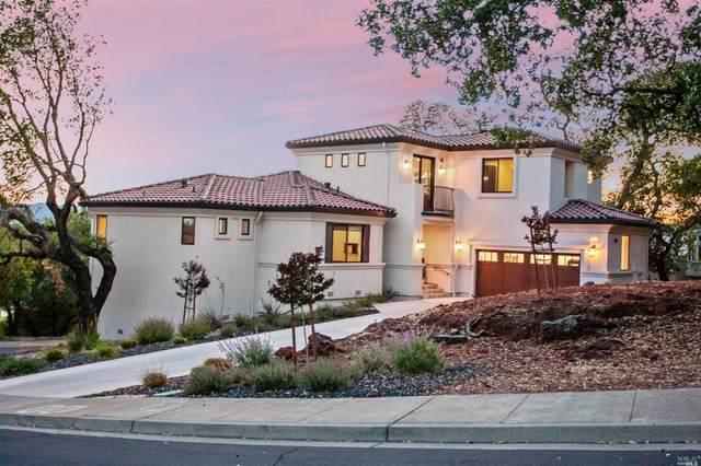 170 Stone Mountain Circle, Napa, CA 94558 (#321053893) :: Golden Gate Sotheby's International Realty