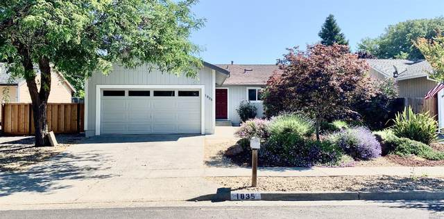 1835 Bancroft Drive, Santa Rosa, CA 95401 (#321055120) :: Lisa Perotti | Corcoran Global Living
