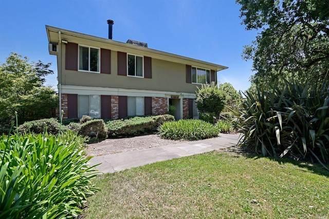 300 Stony Point Road #206, Santa Rosa, CA 95401 (#321054345) :: Lisa Perotti | Corcoran Global Living