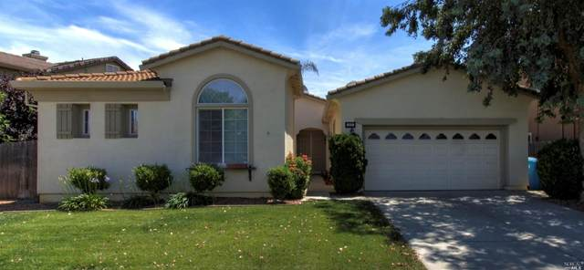 268 Sage Sparrow Circle, Vacaville, CA 95687 (#321055301) :: Golden Gate Sotheby's International Realty