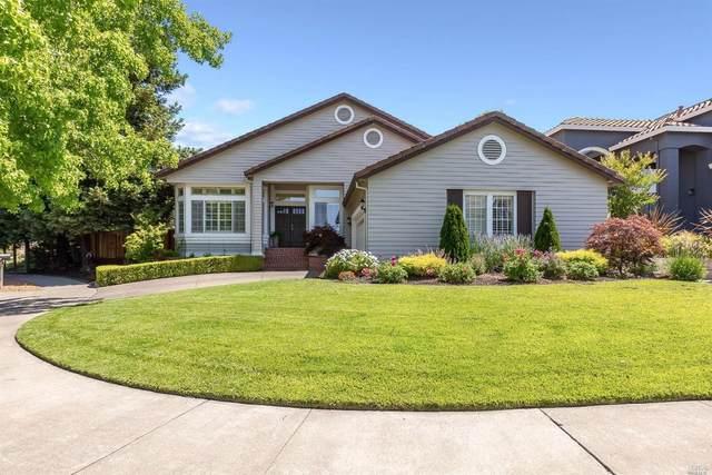 1850 Downing Street, Petaluma, CA 94954 (#321055385) :: Corcoran Global Living
