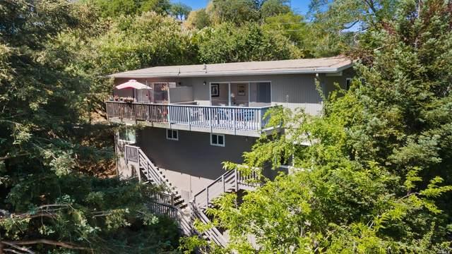 183 Ridgeway Avenue, Fairfax, CA 94930 (#321055315) :: Corcoran Global Living