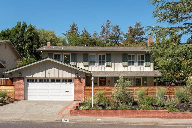 30 Mount Tallac Court, San Rafael, CA 94903 (#321055457) :: The Abramowicz Group