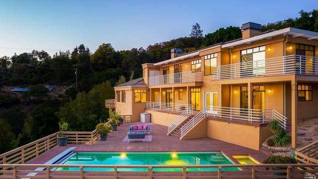 1000 Bayhills Drive, San Rafael, CA 94903 (#321030103) :: The Abramowicz Group