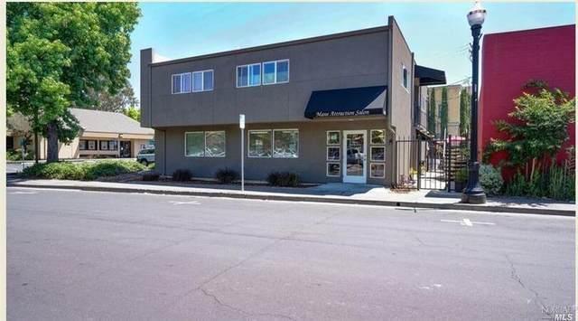 436 Center Street, Healdsburg, CA 95448 (#321055674) :: Golden Gate Sotheby's International Realty