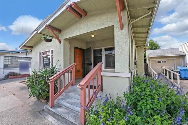 424 College Avenue, Santa Rosa, CA 95401 (#321055404) :: Hiraeth Homes