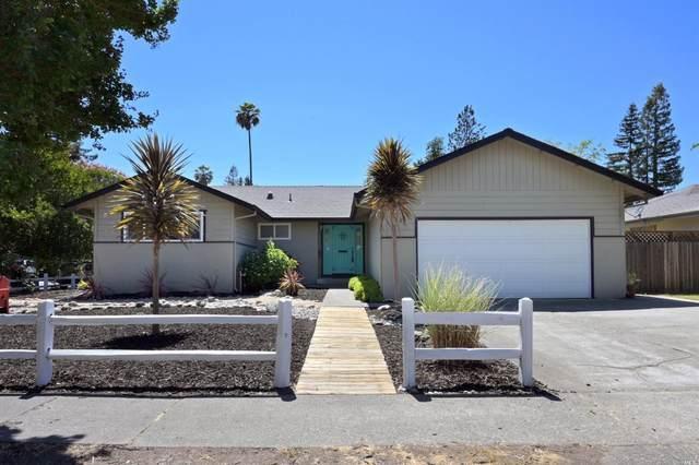 805 Jack London Drive, Santa Rosa, CA 95409 (#321055777) :: Hiraeth Homes
