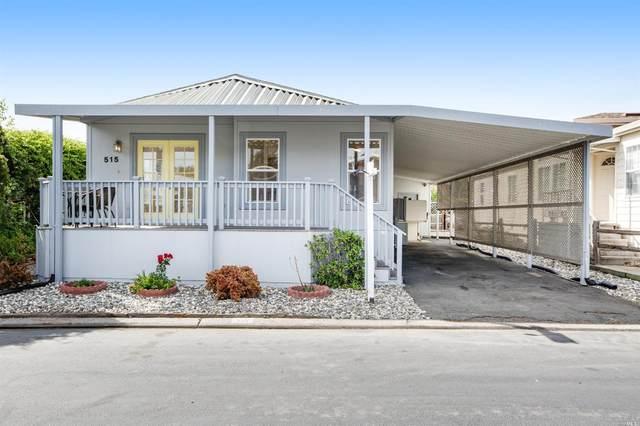 515 Mendocino Drive, Petaluma, CA 94954 (#321055138) :: The Abramowicz Group