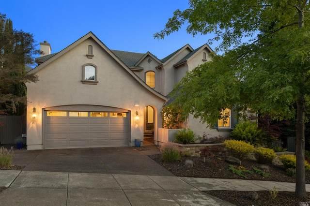 5882 Mountain Hawk Drive, Santa Rosa, CA 95409 (#321051070) :: Corcoran Global Living