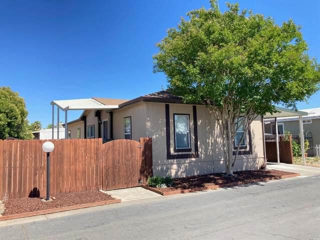 135 Leisure Park Circle, Santa Rosa, CA 95401 (#321055755) :: Lisa Perotti | Corcoran Global Living