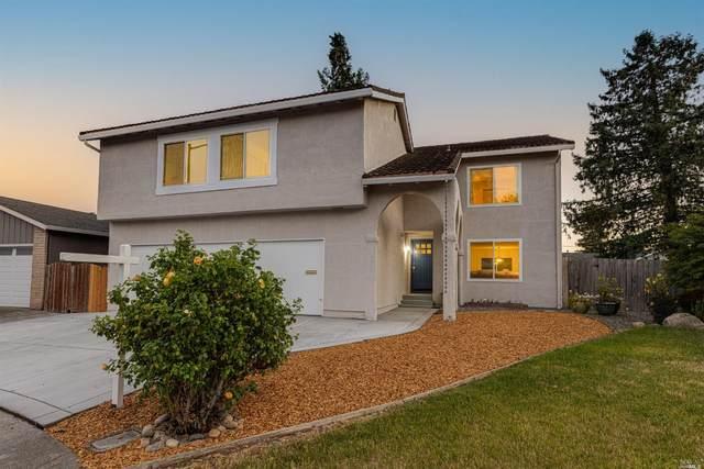 308 Eastwood Drive, Petaluma, CA 94954 (#321055416) :: Corcoran Global Living