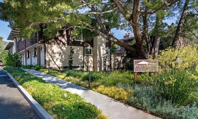 19 Pixley Avenue #12, Corte Madera, CA 94925 (#321056038) :: Golden Gate Sotheby's International Realty