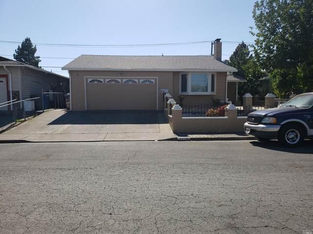 1221 Roleen Drive, Vallejo, CA 94589 (#321056052) :: Hiraeth Homes
