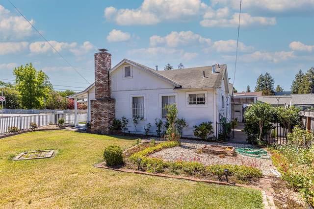 87 Front Street, Healdsburg, CA 95448 (#321050382) :: The Abramowicz Group