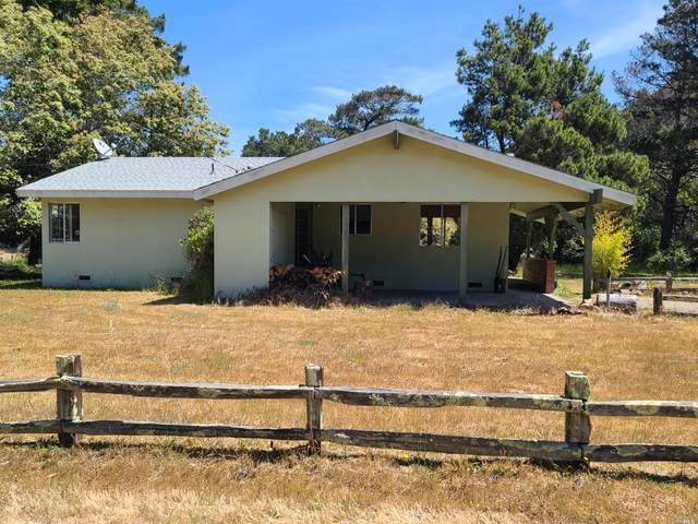 31799 Johnson Lane, Fort Bragg, CA 95437 (#321049996) :: The Abramowicz Group