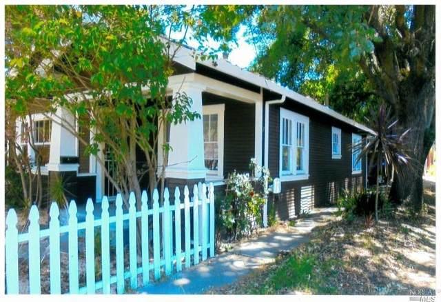 1118 Morgan Street, Santa Rosa, CA 95401 (#321056241) :: The Abramowicz Group