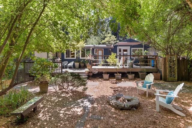 14595 Cherry Street, Guerneville, CA 95446 (#321056029) :: Lisa Perotti | Corcoran Global Living