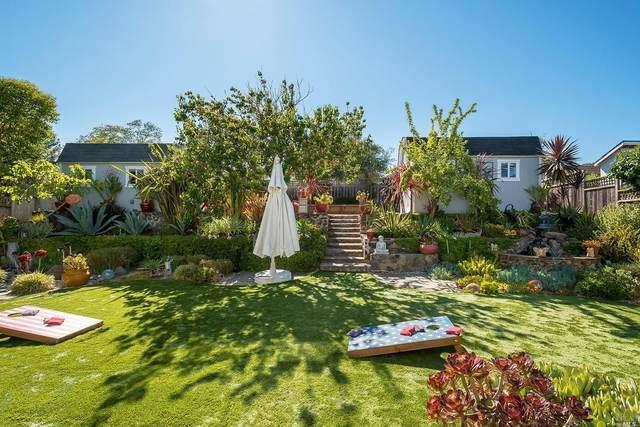 258 Flagstone Terrace, San Rafael, CA 94903 (#321054131) :: Lisa Perotti | Corcoran Global Living
