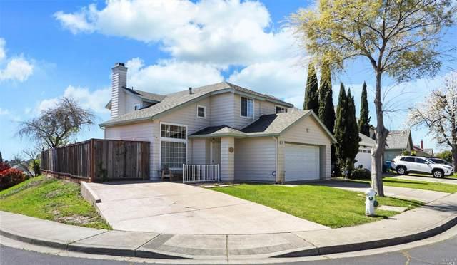 289 Carousel Drive, Vallejo, CA 94589 (#321056928) :: Golden Gate Sotheby's International Realty