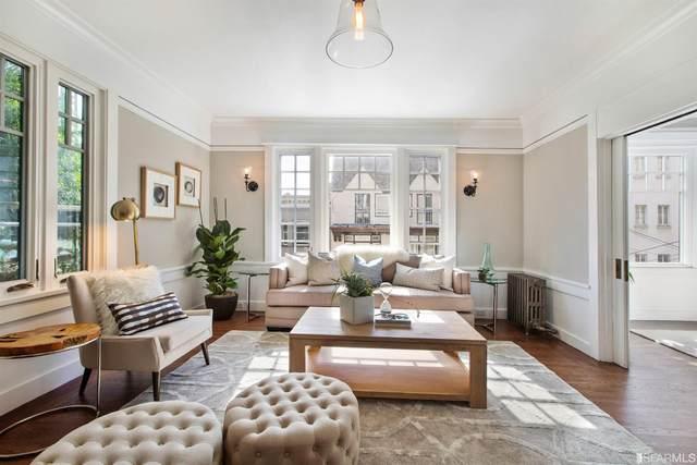 1250 Washington Street, San Francisco, CA 94108 (#421566712) :: Team O'Brien Real Estate
