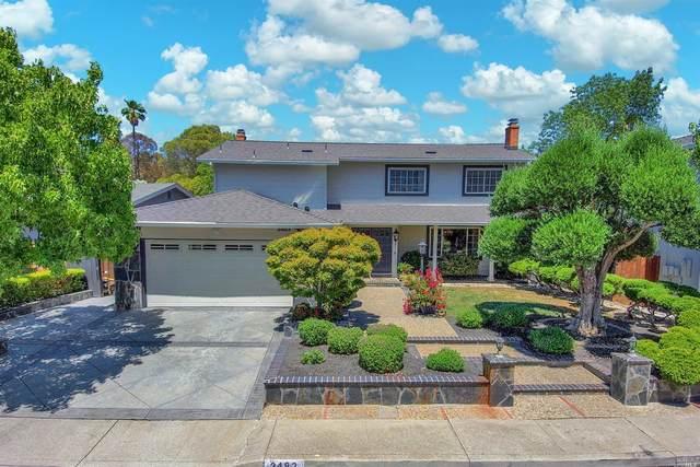 3483 Torino Court, Concord, CA 94518 (#321057115) :: Team O'Brien Real Estate