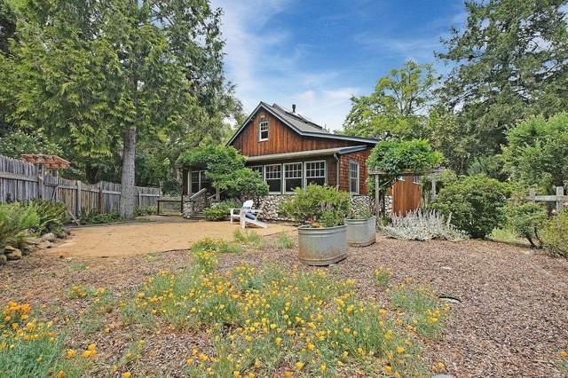 9 Resaca Avenue, Forest Knolls, CA 94933 (#321057351) :: Corcoran Global Living