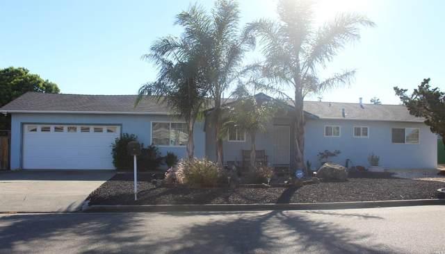 3591 Thompson Court, Fairfield, CA 94534 (#321059542) :: Golden Gate Sotheby's International Realty
