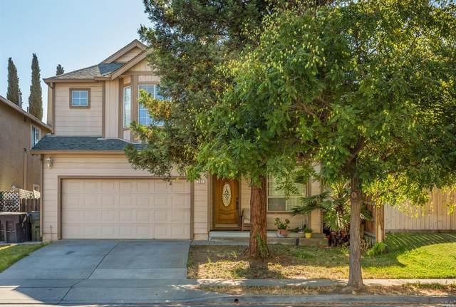 207 Tamarisk, Suisun City, CA 94585 (#321060355) :: Intero Real Estate Services