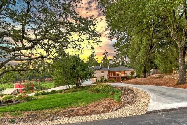 584 Liparita Avenue, Angwin, CA 94508 (#321060104) :: Intero Real Estate Services