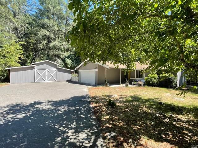 14718 Chalk Hill Road, Healdsburg, CA 95448 (#321060328) :: Hiraeth Homes