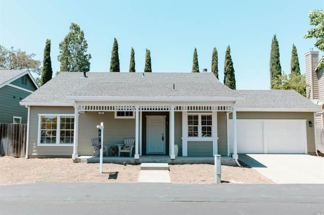 14 Lande Way, Yountville, CA 94599 (#321060734) :: Golden Gate Sotheby's International Realty