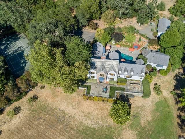 6650 Eagle Ridge Road, Penngrove, CA 94951 (#321060348) :: Lisa Perotti | Corcoran Global Living