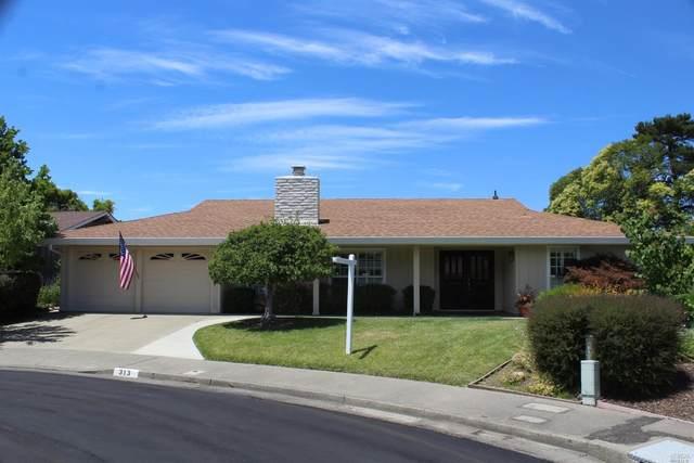 313 Greenfield Circle, Santa Rosa, CA 95409 (#321061125) :: Golden Gate Sotheby's International Realty