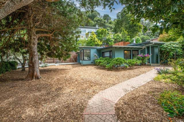 141 Woodward Avenue, Sausalito, CA 94965 (#321060992) :: Golden Gate Sotheby's International Realty