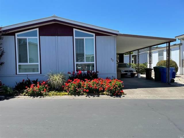 6468 Washington Street #73, Yountville, CA 94599 (#321061746) :: Golden Gate Sotheby's International Realty