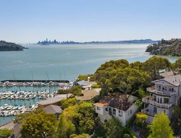 78 Eastview Avenue, Tiburon, CA 94920 (#321061387) :: Golden Gate Sotheby's International Realty