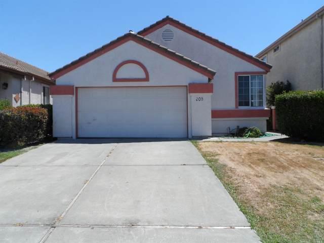 205 Potrero Street, Suisun City, CA 94585 (#321061850) :: The Abramowicz Group