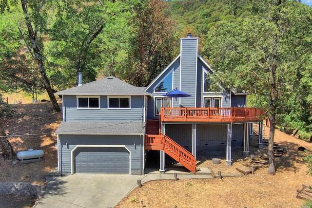 126 Ridgecrest Drive, Napa, CA 94558 (#321051241) :: Golden Gate Sotheby's International Realty