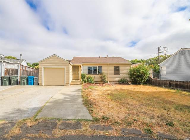 108 Ross Street, Vallejo, CA 94591 (#321061297) :: Golden Gate Sotheby's International Realty