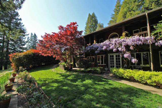 12801 Big Meadow Road, Philo, CA 95466 (#321062312) :: Golden Gate Sotheby's International Realty