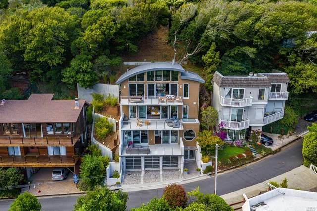 105 Crescent Avenue, Sausalito, CA 94965 (#321062256) :: Intero Real Estate Services